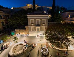 Χυτός τάπητας ασφαλείας στην Παιδική Χαρά οδού Καλλισπέρη Δήμου Αθηναίων