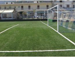 Artificial grass in Troizina Municipality