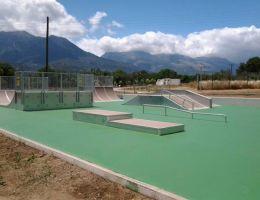 Λακωνία - Σπάρτη: Επίστρωση Skate Park με ειδικό υλικό