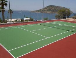 Ανάβυσσος: Ιδιωτικό γήπεδο τέννις