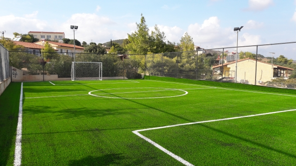 Mini Soccer Pitch in Lavrio-Attica
